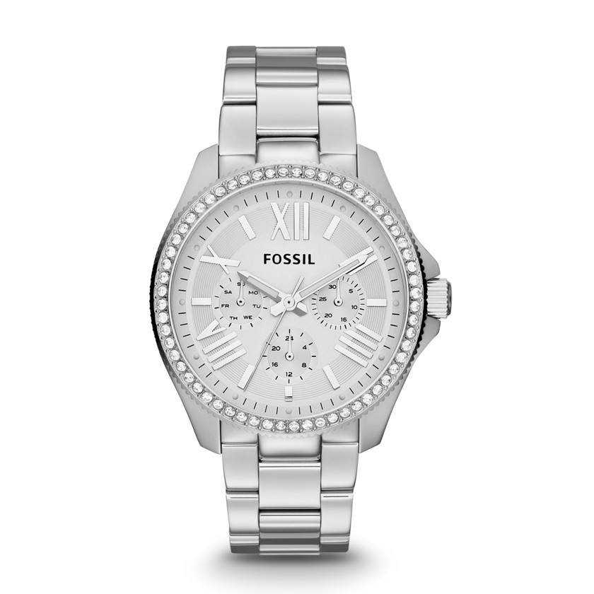 Fossil  Cecile Multifunction Stainless Steel Watch  22436391