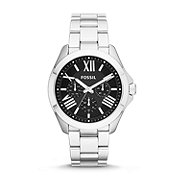 AM4534 - Cecile Multifunction Stainless Steel Watch