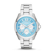 AM4547 - Cecile Multifunction Stainless Steel Watch