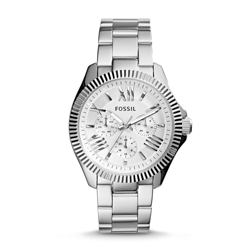 Fossil  Cecile Multifunction Stainless Steel Watch  22559932