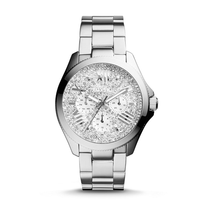 Fossil  Cecile Multifunction Stainless Steel Watch  22575792