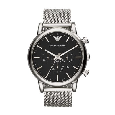 55f4807e9 Watches EMPORIO ARMANI® : Official Site : Stylish Classic Men's ...