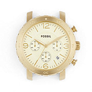 C181016 - Natalie Chronograph Stainless Steel 18mm Watch Case – Gold-Tone
