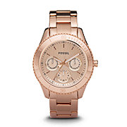 ES2859 - Stella Chronograph Stainless Steel Watch - Rose