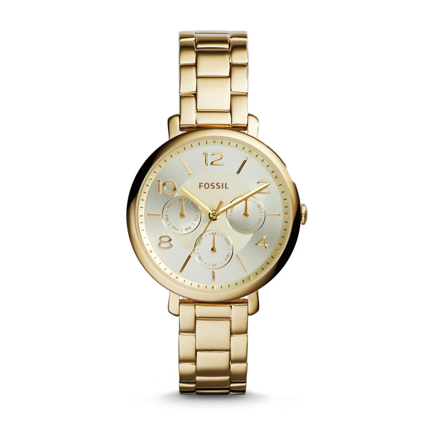 Fossil  Modern Jacqueline Multifunction Stainless Steel Watch -
