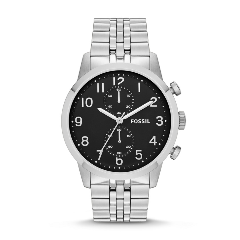 Fossil  Townsman Chronograph Stainless Steel Watch  22529998