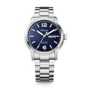 FSW4001 - Swiss Made Day/Date Stainless Steel Watch