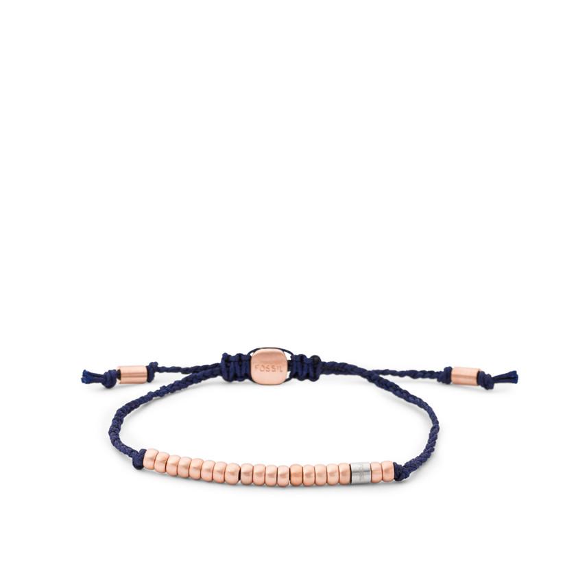 Fossil  Skinny Bracelet- Navy  22528451