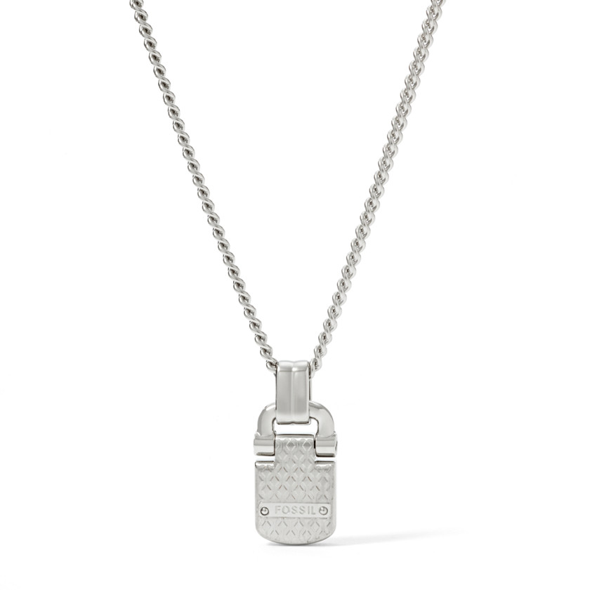 Fossil  Modern Link Necklace  22544610