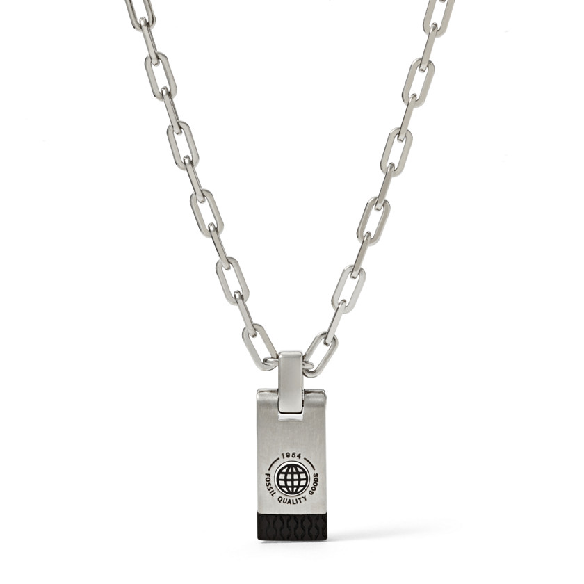 Fossil  Tag Pendant  22544616