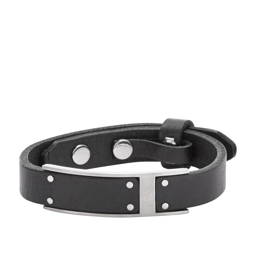 Fossil  Basic Leather Bracelet  22561477