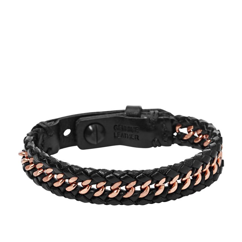 Fossil  Chain Bracelet - Rose  22579140