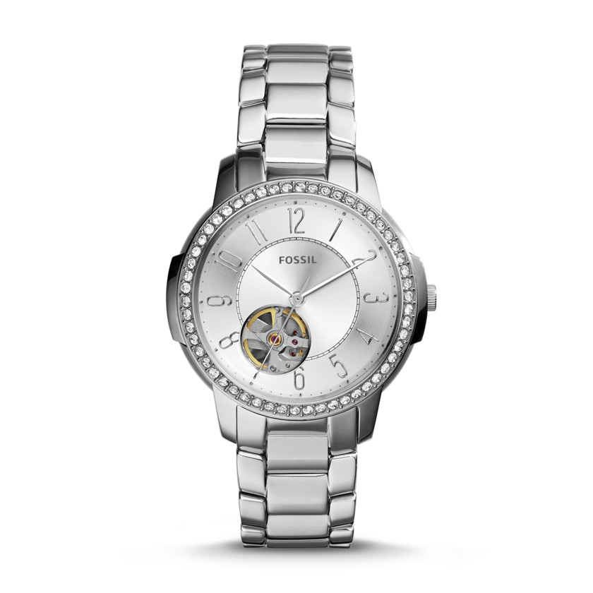 Fossil  Architect Automatic Stainless Steel Watch  22575948