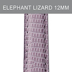 12mm Elephant Lizard Strap