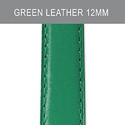 12mm Lite Green Strap