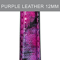 12mm Twilight Purple Fashion Strap
