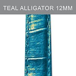 12mm Teal Strap