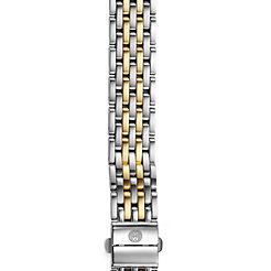 12mm Urban Coquette Two-Tone 7-Link Bracelet