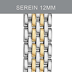 12mm Serein 12 Two-Tone Bracelet