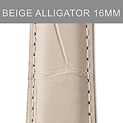 16mm Cashmere Alligator Strap
