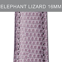 16mm Elephant Lizard Strap