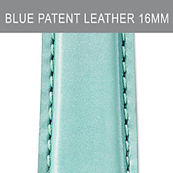 16mm Pastel Blue Strap