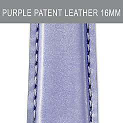 16mm Pastel Purple Strap