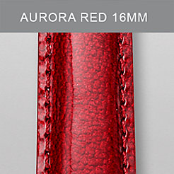 16mm Aurora Red Fashion Patent