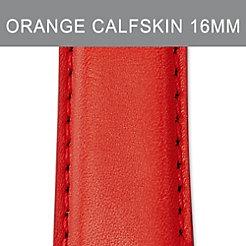 16mm Vintage Orange Strap