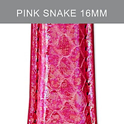 16mm Pink Flamingo Fashion Snake