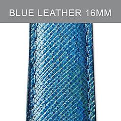 16mm Blue Green Strap