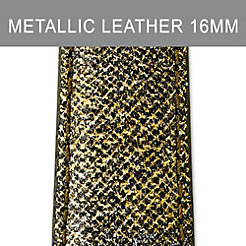 16 mm Metallic Fashion Strap