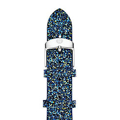 16 mm Blue Nights Crystal Strap