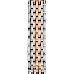 16mm Serein 16 Two-Tone Rose Gold 7-Link Bracelet