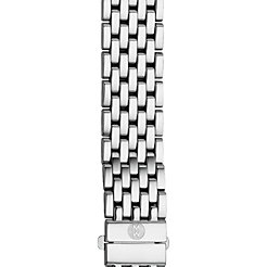 16mm Urban Mini 7-Link Stainless Steel Bracelet with Diamonds
