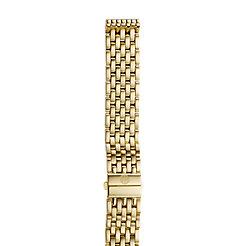 16mm Deco 16 7-Link Gold Bracelet