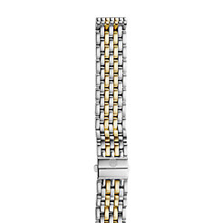 16mm Deco 16 7-Link Two-Tone Bracelet
