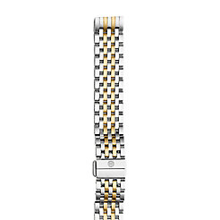 16mm Deco II 7-Link Mid-Size Two- Tone Bracelet