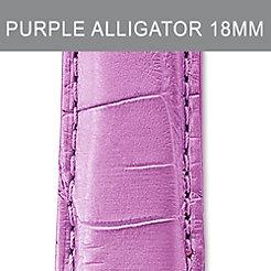 18mm Light Purple Strap