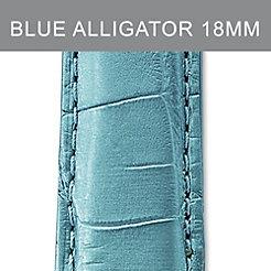 18mm Light Blue Strap