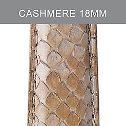 18mm Cashmere Python Strap