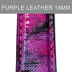 18mm Twilight Purple Fashion Strap