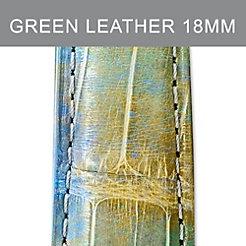 18mm Green Multi Strap