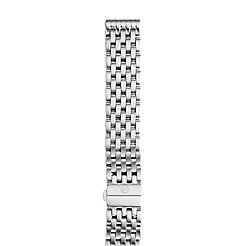18 mm Deco 7-Link Stainless Steel Bracelet