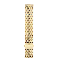 18mm Deco 7-Link Gold-Plated Bracelet