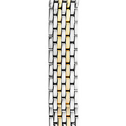 18mm Deco 7-Link Two-Tone Bracelet