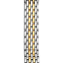 18mm Serein 7-Link Two-Tone Gold Bracelet