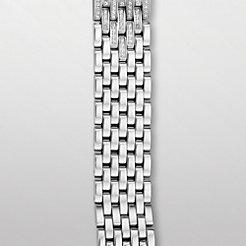 18mm Serein 7-Link Taper Diamond Bracelet