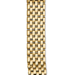 18mm Gracile 7-Link Gold Bracelet