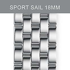 18mm Sport Sail Small 5-Link Bracelet